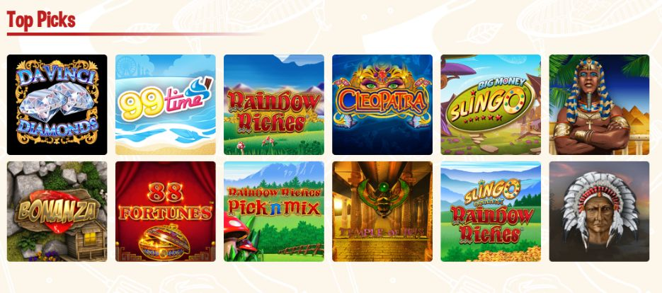 BBQ Bingo Slot Sites