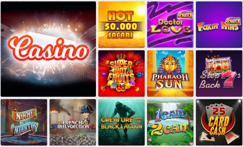 Bingo Ballroom Slot Sites