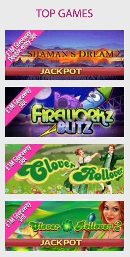 BGO Bingo Top Games