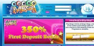 BINGO MEGA REVIEW