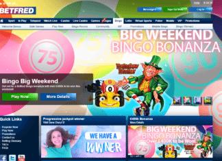Betfred Bingo Review