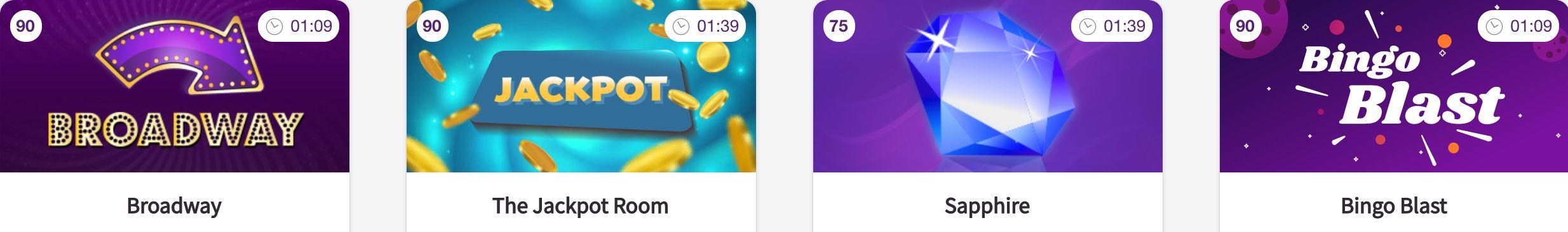 Butlers Bingo Bingo Games