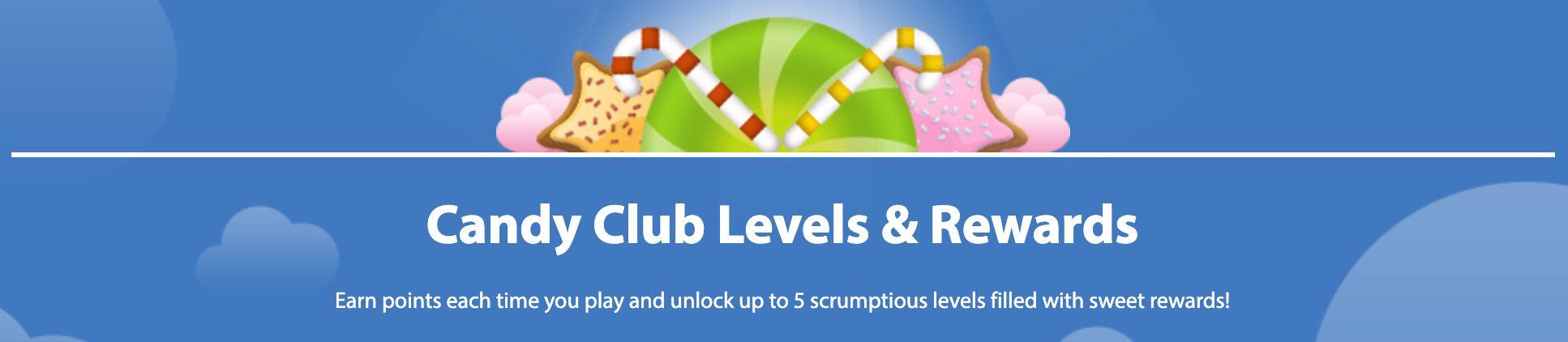 Candy Club VIP Rewards
