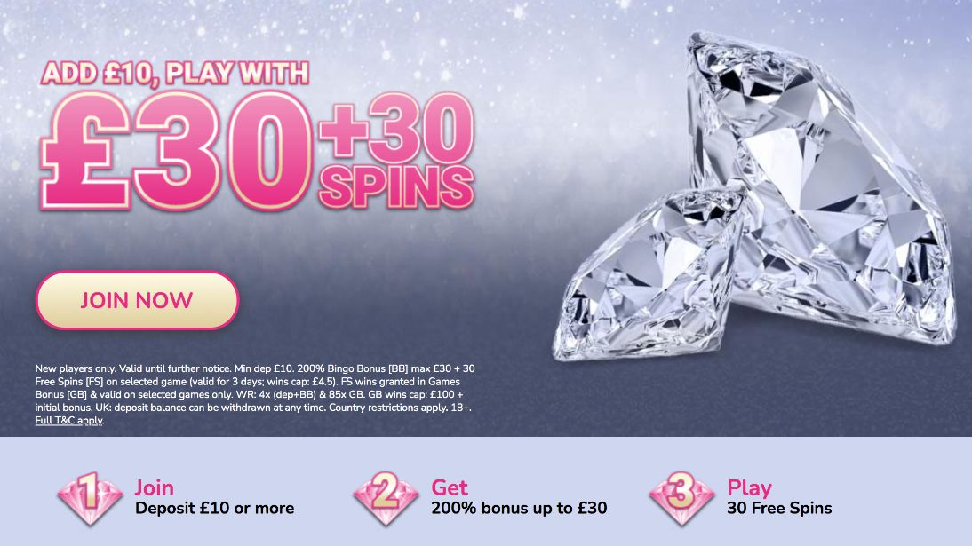 Diva bingo promotion