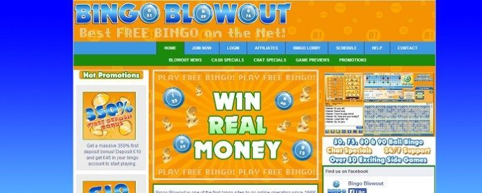 bingo blow out review