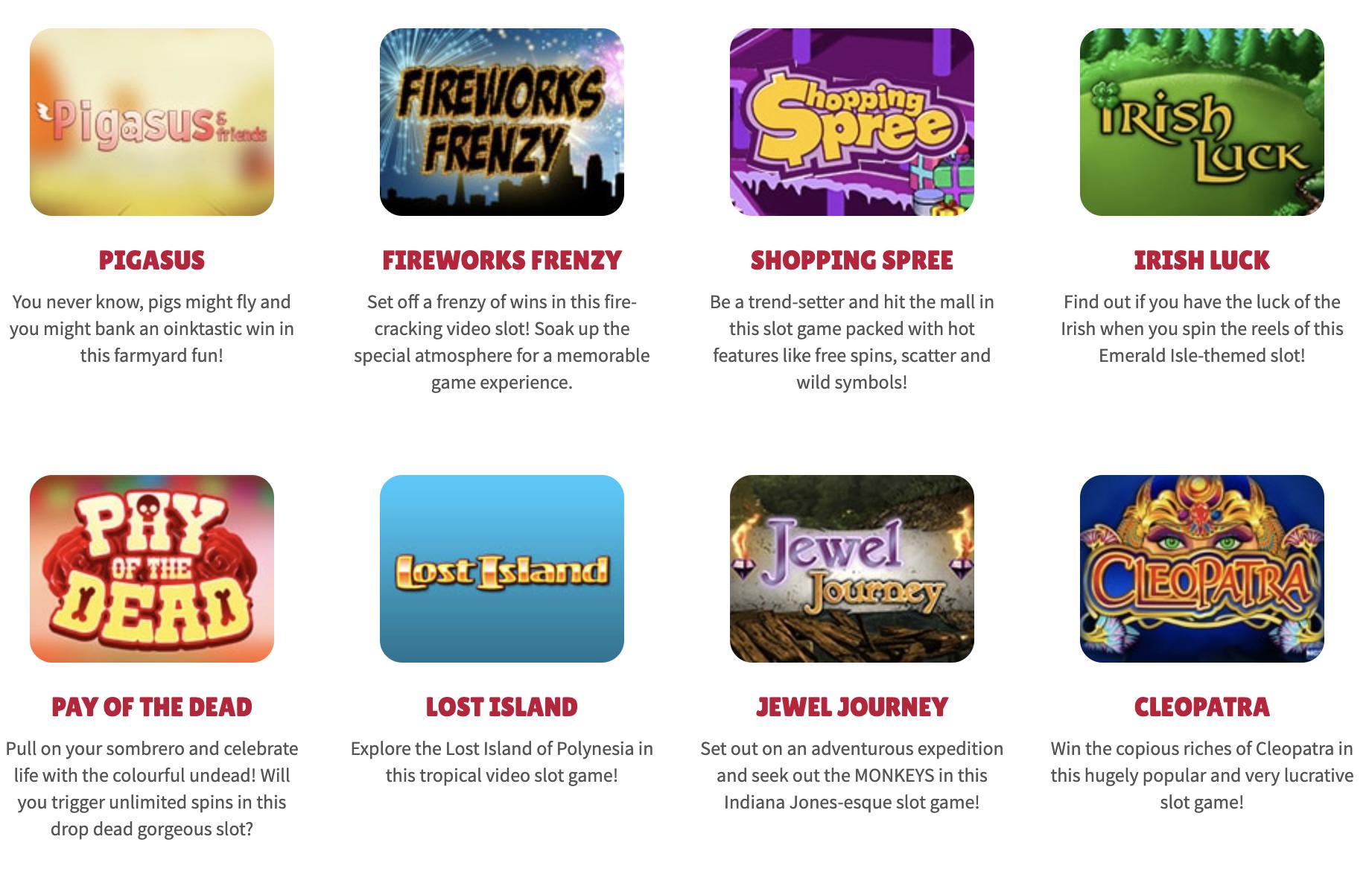 Angry Bingo Slot Games