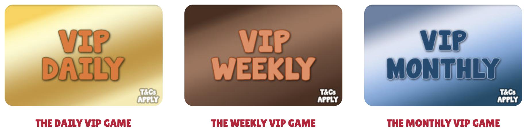 Angry Bingo VIP Games