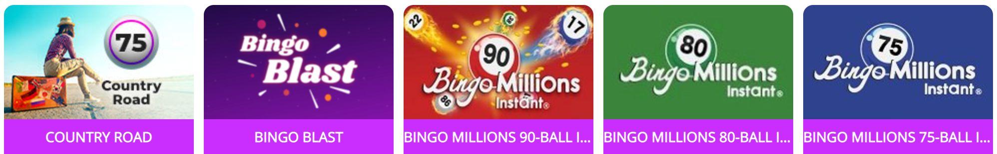 Bingo Fling Bingo Sites
