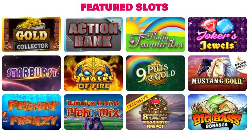 Bingo Fling Slot Sites