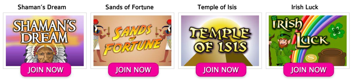 Bingo Loft Slot Games