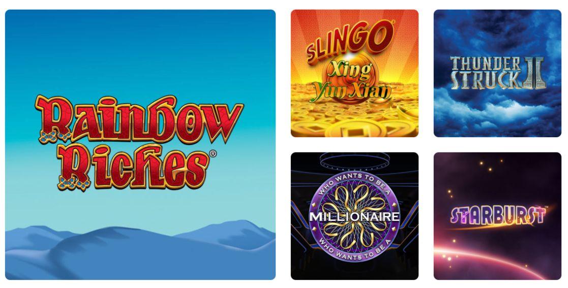 Bucky Bingo Slot Sites