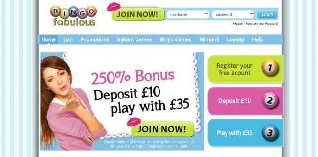 Fabulous Bingo Review – Is this A Scam or A Site to Avoid