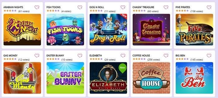 big love bingo slots
