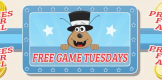 free game tuesday