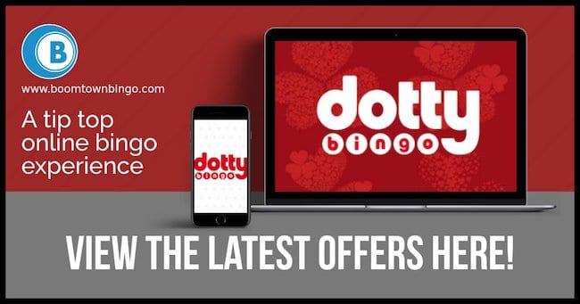Dotty Bingo Bonus
