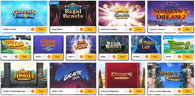 Betfair Bingo Slot Sites