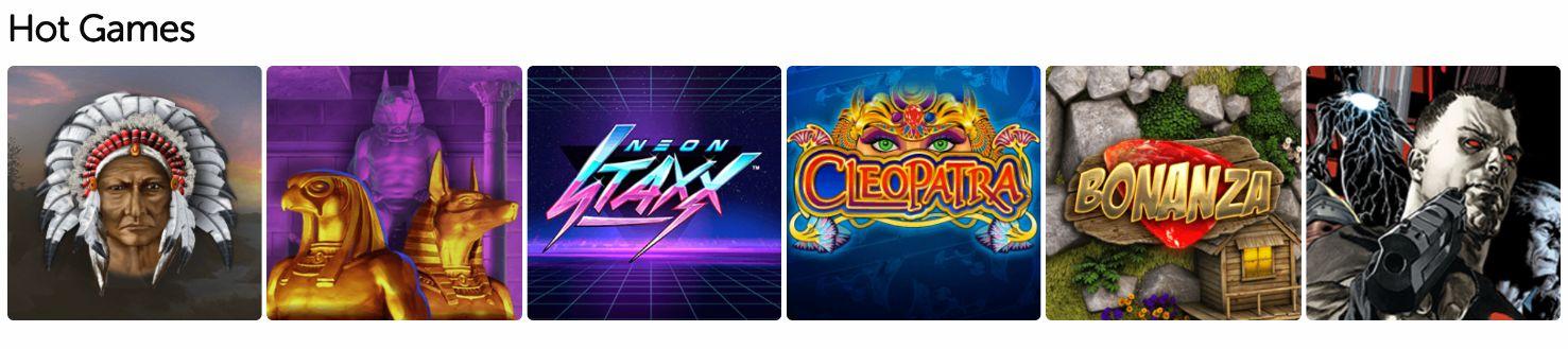 Blightly Bingo Slot Sites