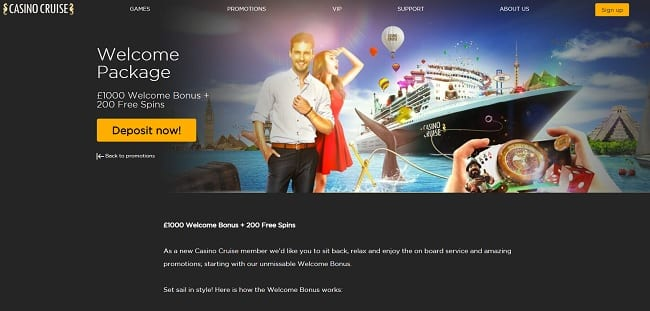 Casino Cruise Reviews