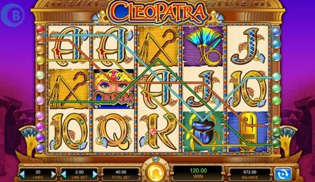 Cleopatra New Slots Sites