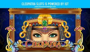 IGT powers Cleopatra Slots