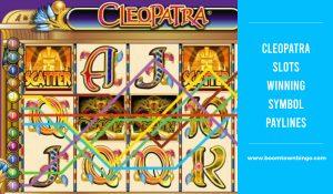 Cleopatra Slots Symbol winning Paylines