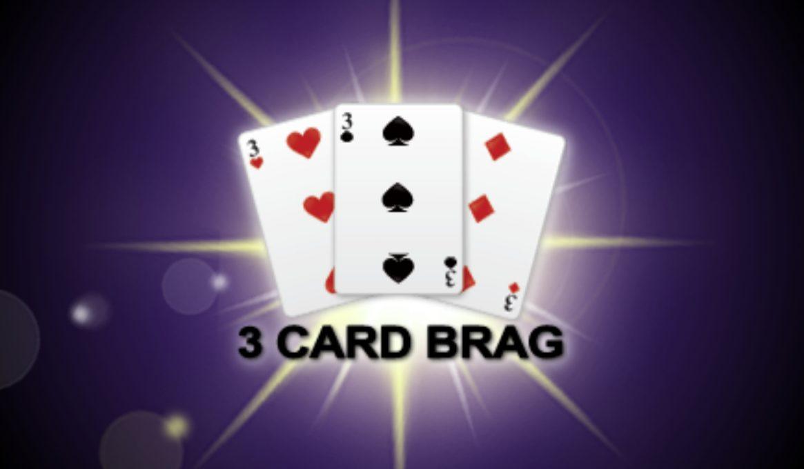 Three Card Brag Online
