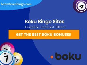 Boku Bingo Sites
