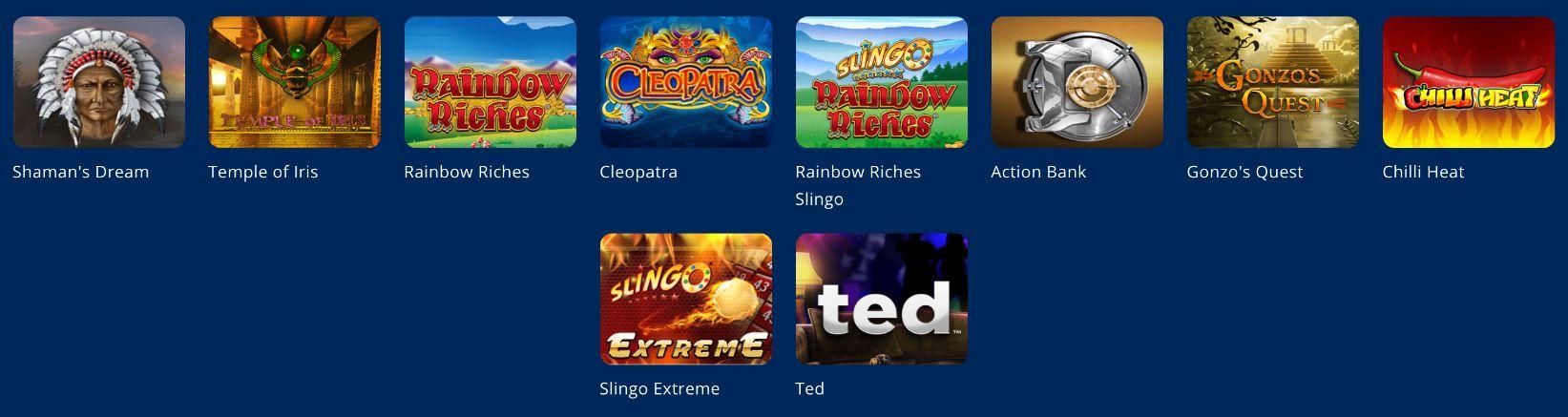 Bringo Bingo Best Slots Games