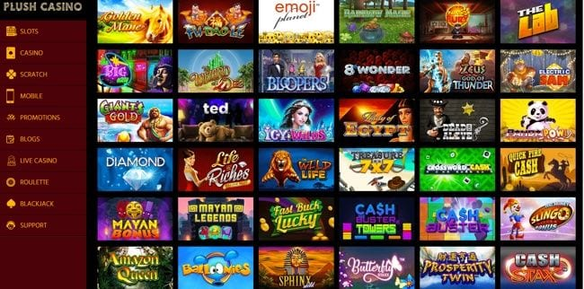 Plush Casino Slots