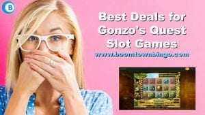 Best Deals on Gonzo's Quest Slot Games