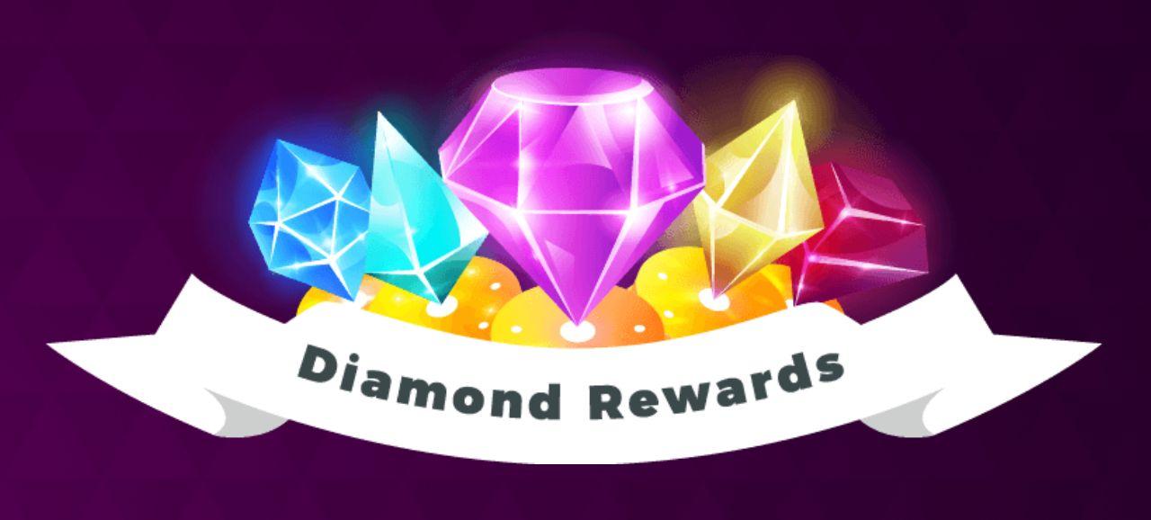 Bingo Diamond VIP Rewards