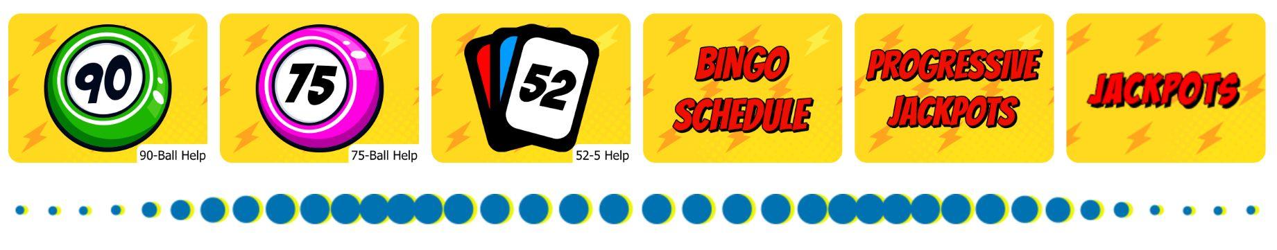 Bingorella Bingo Games