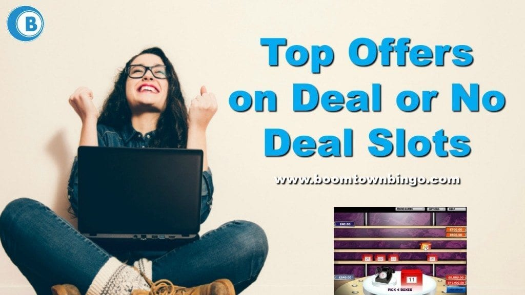 Deal or No Deal Slot Sites