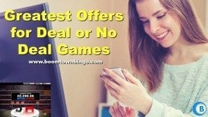 Deal or No Deal Slots Sites