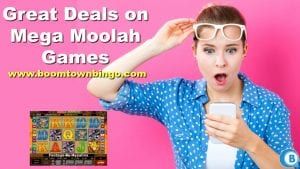 Great Deals on Mega Moolah Games