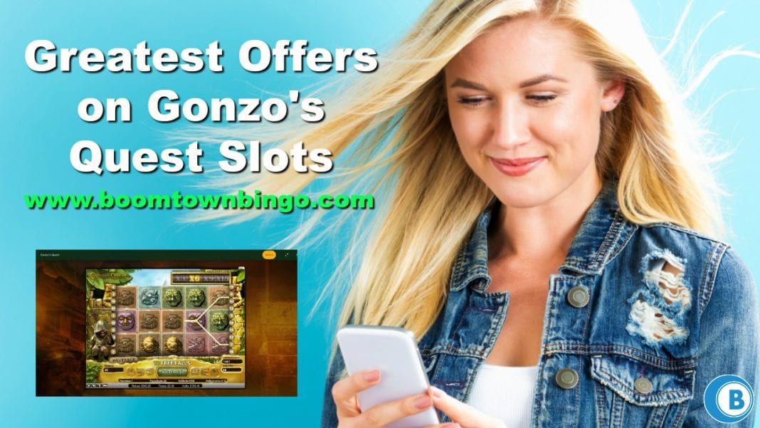 Greatest Offers on Gonzo's Quest Slots