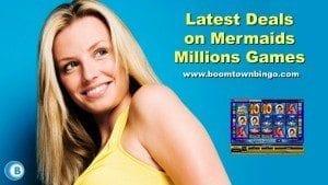 Mermaids Millions Online Slots