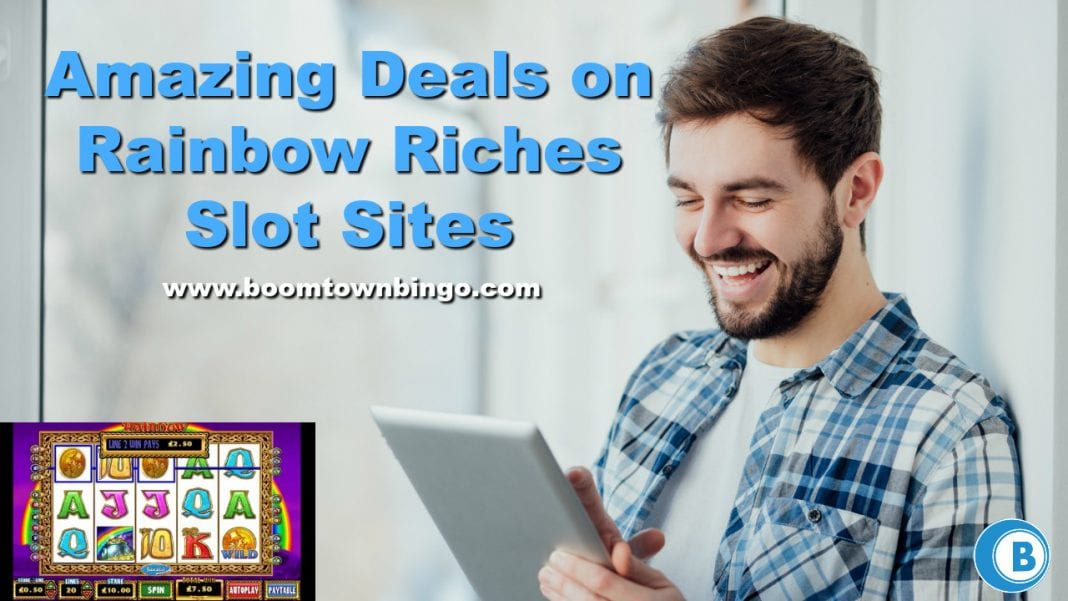 Rainbow Riches Online Slots
