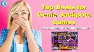 Top Deals for Genie Jackpots Games