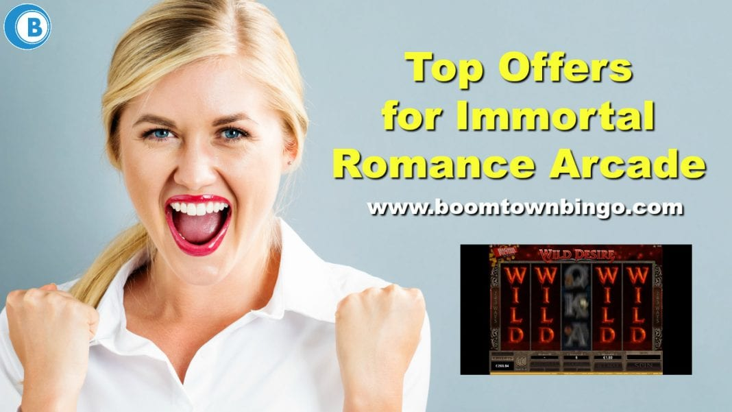 Best Deals on Immortal Romance Sites