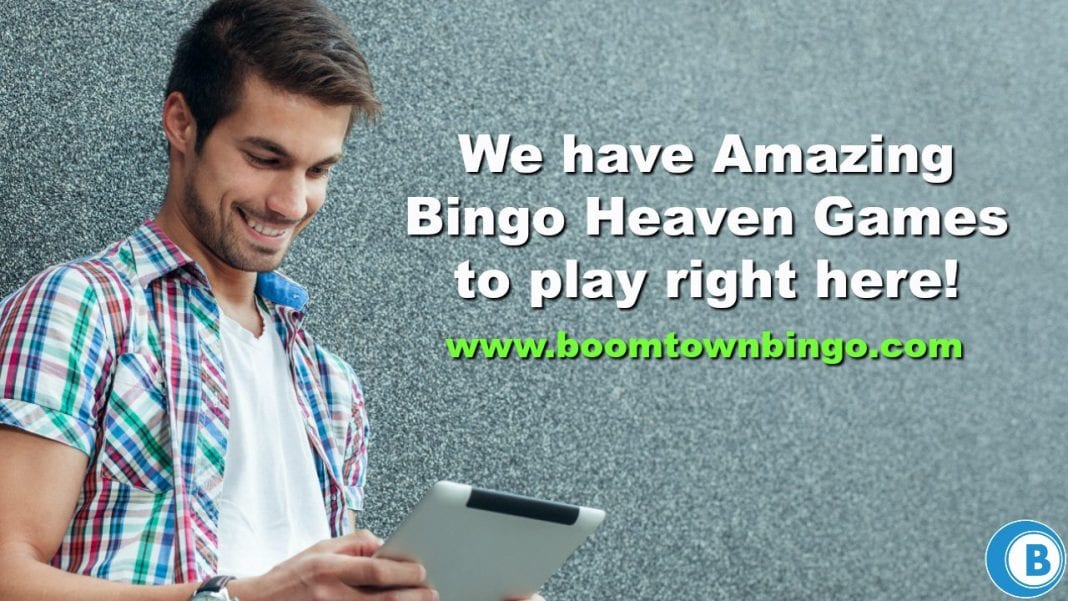 Amazing Bingo Heaven Games