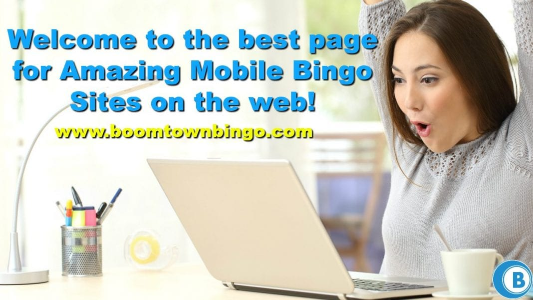 Amazing Mobile Bingo Sites