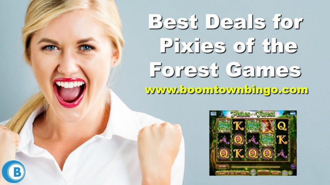 Best Deals for Pixies of the Forest Games