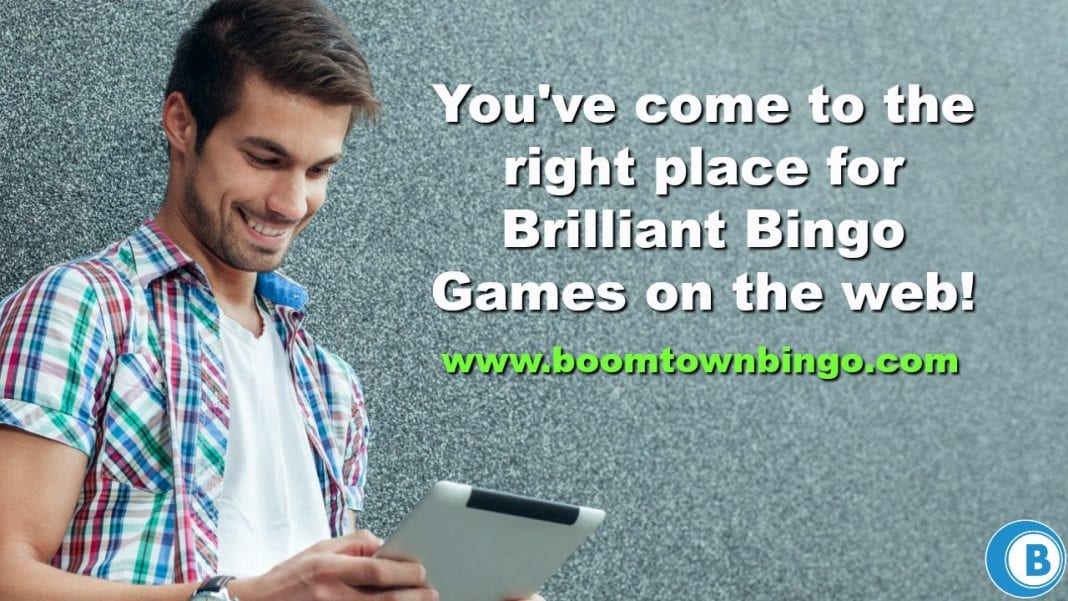Brilliant Bingo Games on the Web