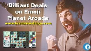 Brilliant Deals on Emoji Planet Arcade