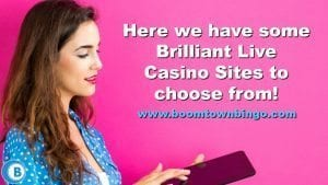 Brilliant Live Casino Sites