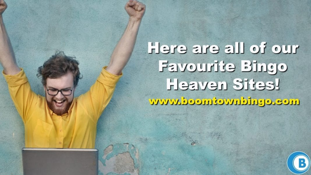 Favourite Bingo Heaven Sites