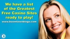 Greatest Free Casino Sites