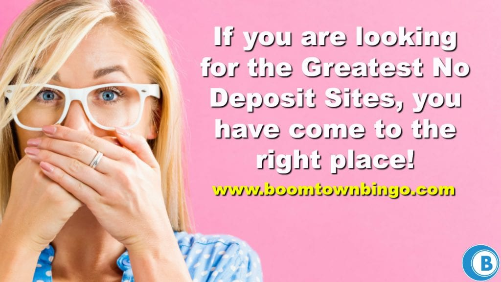 Greatest No Deposit Bingo Sites