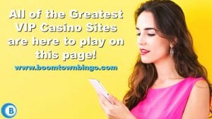 Greatest VIP Casino Sites